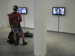 Video installation 2