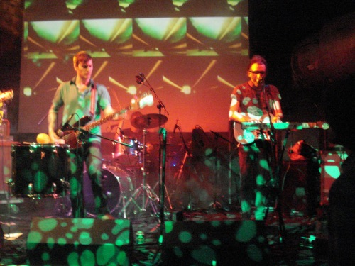 Bear Hands @ Cargo in London (2/23/09)