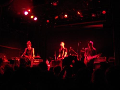Bear Hands at Bowery Ballroom (6/19/09)