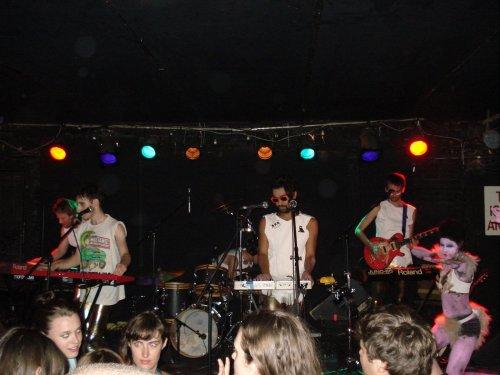 Boy Crisis @ Mercury Lounge, August 25, 2009