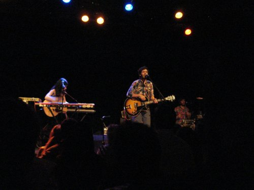 Elizabeth & the Catapult @ Music Hall of Williamsburg - September 3, 2009